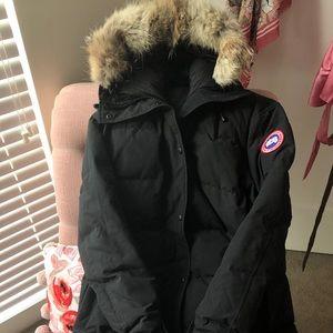 Canada goose Shelburne women's jacket